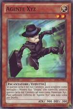 3x Agente Xyz YU-GI-OH! JOTL-IT005 Ita COMMON 1 Ed.