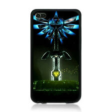 Zelda Sword iPod Touch 4 Printed Cover Case for Apple