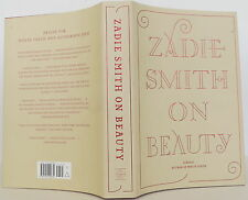 ZADIE SMITH On Beauty SIGNED FIRST EDITION