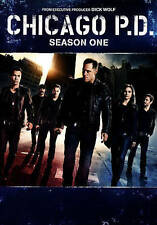 Chicago P.D.: Season One (DVD, 2014, 3-Disc Set)