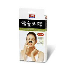 [LUKE] Charcoal Nose Cleansing Strips 10ea/1box