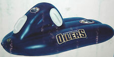"""EDMONTON OILERS NHL Hockey 42"""" SUPER SLED Inflatable SNOW Water SPORTS NEW"""