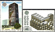 Spain Stamps - 1987 Europa Architecture In MNH Condition