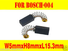 Carbon Brushes For Bosch Sander Saw Drill PKS46 PBS75 GBH2S UBH2-14 PWS6115 OZ