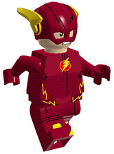 The Flash Lego Wall Sticker Decal Easy Reuse / Remove
