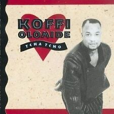 Tcha Tcho by Koffi Olomide (CD, Jul-1990, Stern's Africa)