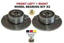 FOR SMART FOURTWO COUPE ELECTRIC 2007   FRONT LEFT + RIGHT WHEEL BEARING KIT X2