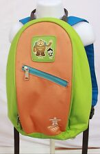Vancouver Olympics Backpack Miga Quatchi Preschool Book Bag Small 2010 Orange