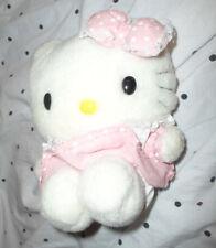 """Hello Kitty San Rio 6""""  Plush Soft Toy Stuffed Animal"""