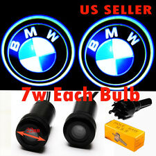 2x7w Ghost Shadow Laser Projector Logo Cree LED Light Courtesy Door Step for BMW