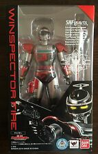 SHF S.H.FIGUARTS TOKKEI SPECIAL RESCUE POLICE WINSPECTOR FIRE MISB JAPAN VER.