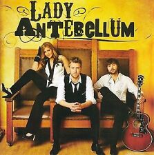 Lady Antebellum debut CD, Nov-2010, EMI Catalogue New Factory Sealed #1