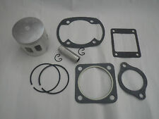Yamaha G1 2-Cycle Gas Golf Cart Top End Piston Kit w/ Gaskets .25 mm Oversize