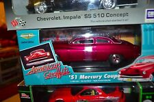 1:18 ERTL American Graffiti 1951 Mercury COUPE Limited Edition-la rarità!