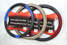 Automobile Grip Rite Steering Wheel Cover Truck Auto Your Choice of Color NEW