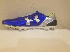 Men's Under Armour SpeedForm MC Football Cleats 1258013 FREE SHIPPING SZ 12