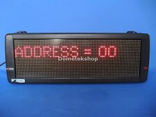 Adaptive Micro Systems 7080C LED Message Board