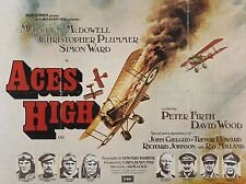 "Aces High 16"" x 12"" Reproduction Movie Poster Photograph"