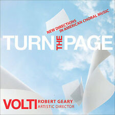 Turn the Page: New Directions in American Choral, New Music