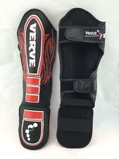 Large VERVE MMA Thai Shin And Instep Guards