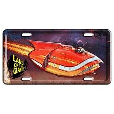 Land Of The Giants License Plate Car Tag NEW! Spindrift
