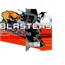 BLASTERS - ACTION MOVIE COLLECTION U2 Placebo Oasis TRicky Rammstein Cast  Neu