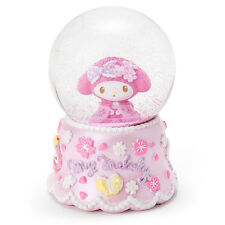 My melody Snow globe MIB F/S present SANRIO from JAPAN