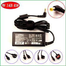 Original Laptop AC Battery Charger for Acer Aspire 4720Z 4720g 5030 + Cord