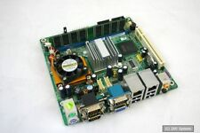Axiomtek SBC86807 2.0 Industrial Mini ITX Mainboard i852GM, VIA 1500Mhz, 1GB RAM
