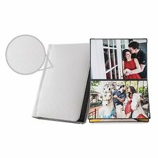 Photo Album Book with Peel-and-stick Pages & Lay-flat Holds 20 photos, 4x6 inch