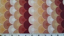 """NEW Fish Scale designer fabric 100% cotton 44/45"""" wide fabric by the yard (36"""")"""