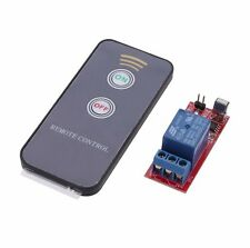 1PCS 1 Channel Infrared Switch Relay Driving Module Board 12V Remote Controller