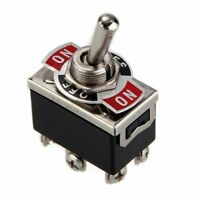 Kippschalter Schalter 20A 12V Ein/Aus/Ein Schalter ON/OFF NEU GY