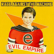 Rage Against The Machine EVIL EMPIRE 180g Audiophile NEW Music On Vinyl LP