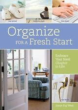 NEW - Organize for a Fresh Start: Embrace Your Next Chapter in Life