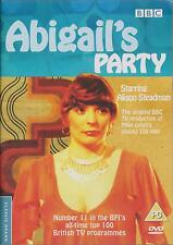 ABIGAIL'S PARTY - BBC Drama. Alison Steadman. Written by Mike Leigh (DVD 2003)