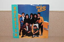 "The Jets Rocket 2U/Our Only Chance 7"" vinyl picture sleeve MCA"