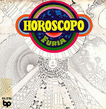 "FURIA-HOROSCOPO + VUELO AL HOGAR SINGLE VINYL 7"" 1972 SPAIN"