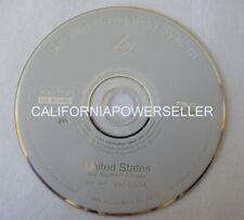 2005 2006 2007 2008 Honda Odyssey & Acura RL MDX Navigation DVD Map U.S Canada