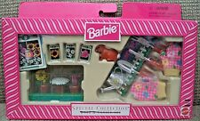 BARBIE SPECIAL COLLECTION GREENHOUSE FUN SET GARDEN 1998 *NEW*