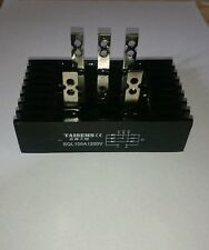 Three phase Bridge rectifier Diode 100A 1200V for wind turbines (solar)