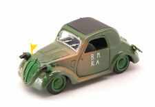 Simca 5 Militare D-Day 1944 Chiusa 1:43 1996 Model R243B BRUMM