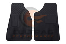 2004-2012 Colorado Genuine GM Front All Weather Floor Mats Black 20830404
