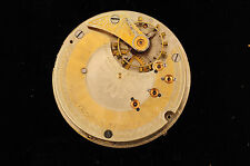VINTAGE 18 SIZE SETH THOMAS TWO TONE H.C MOVEMENT FOR REPAIRS