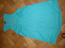 Lovely Ladies Turquoise Top Topshop size 12