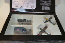 "CORGI MODEL No.CS 90025   4 PIECE GIFT SET ""THEIR FINEST HOUR ""  MIB"