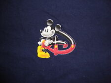 Disney World Disneyland Mickey Mouse Cartoon Vacation Long Sleeve T Shirt L / M