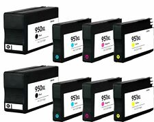 8P New Gen 950XL 951XL Ink Cartridge for HP OfficeJet Pro 8600 8610 8615 Printer