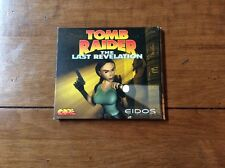 Tomb Raider The Last Revelation Tri-fold Sleeve PC Perfect With Booklet