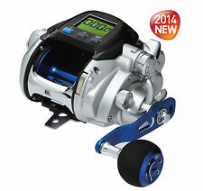 New Banax Kaigen 7000CX High Technology Electric Fishing Reel (Silver)